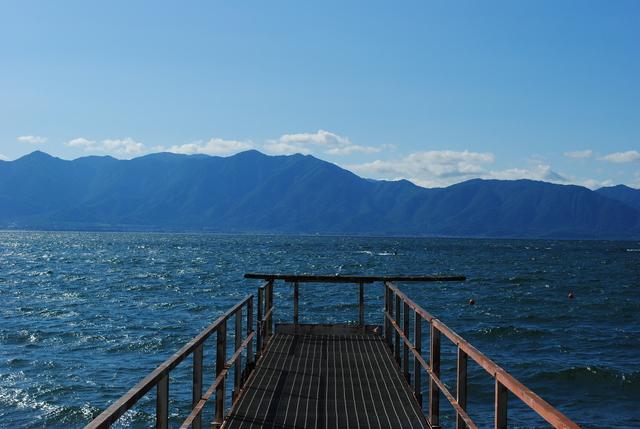 滋賀県 琵琶湖