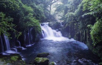 熊本県 菊池渓谷