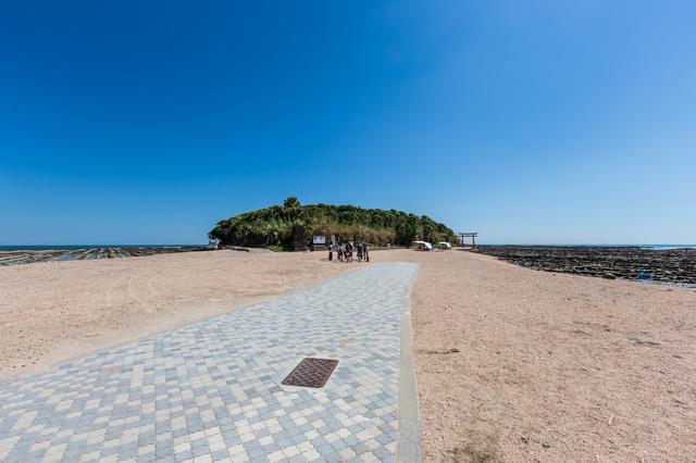 Aoshima Island in Miyazaki, Japan