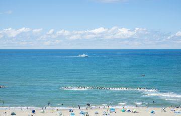 湯野浜温泉 海岸