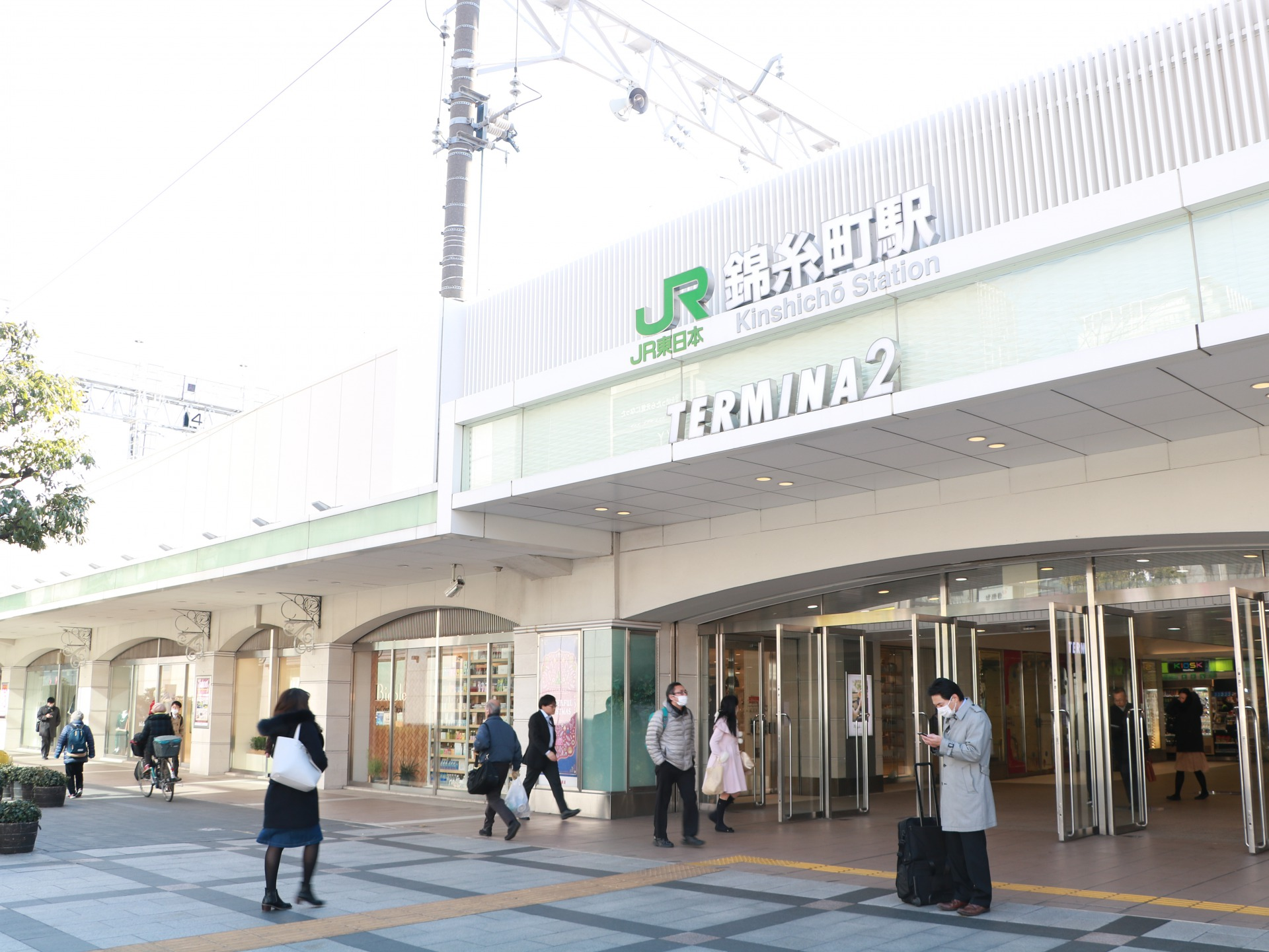 カプセルイン錦糸町
