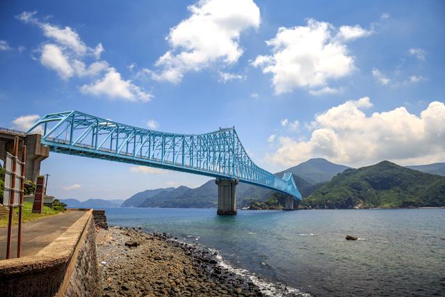 長崎県 平戸 生月大橋