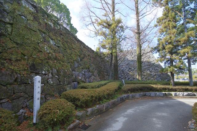 熊本県八代市 八代城跡公園