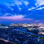 岡山県 夜景
