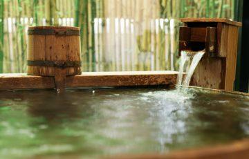 温泉 露天風呂