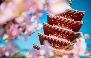 東京 浅草 浅草寺