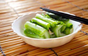 長野 野沢菜