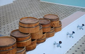 銭湯 浴場