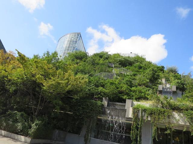 アクロス福岡,天神中央公園,福岡シンフォニーホール