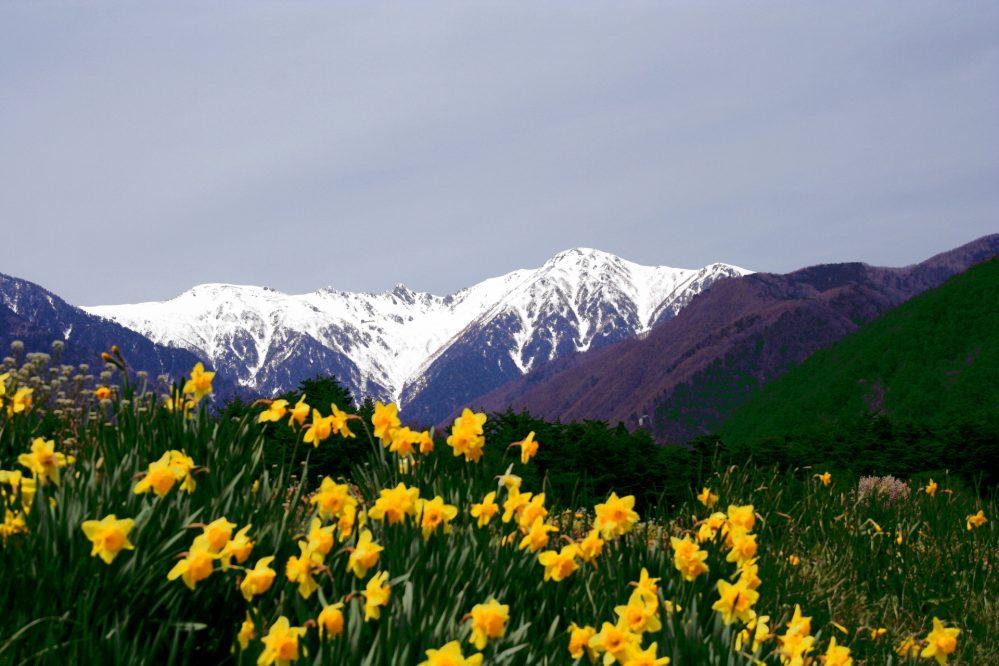長野 飛騨山脈