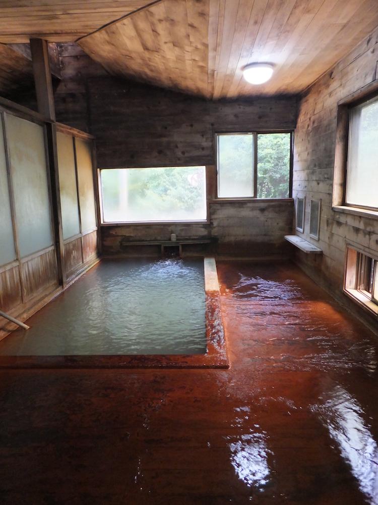 青森県「古遠部温泉」