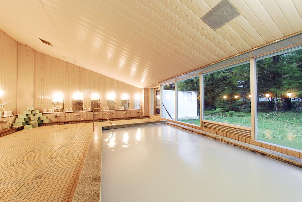 奥日光高原ホテル大浴場・高原の湯0821