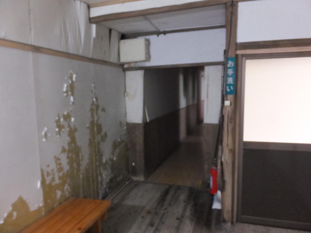 栃木県・那須湯元の珍湯「老松温泉 喜楽旅館」