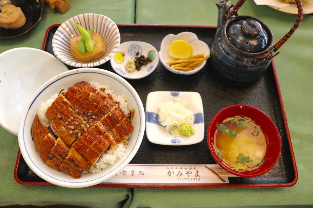 栃木県日光市「かみやま」