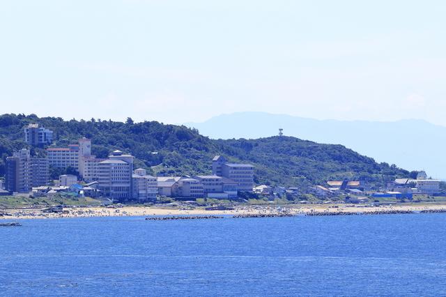 新潟県 村上市 瀬波温泉