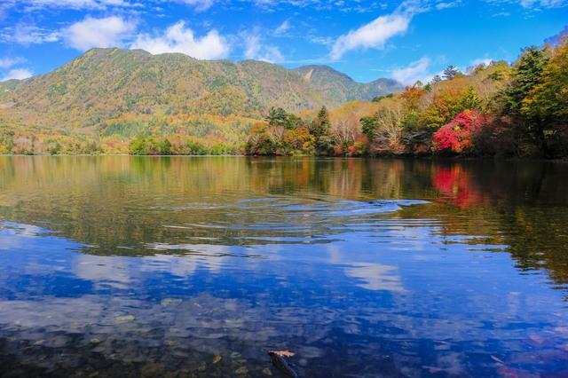 栃木県 湯ノ湖