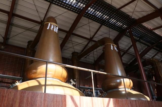 宮城県 仙台市 作並温泉 ウィスキー工場