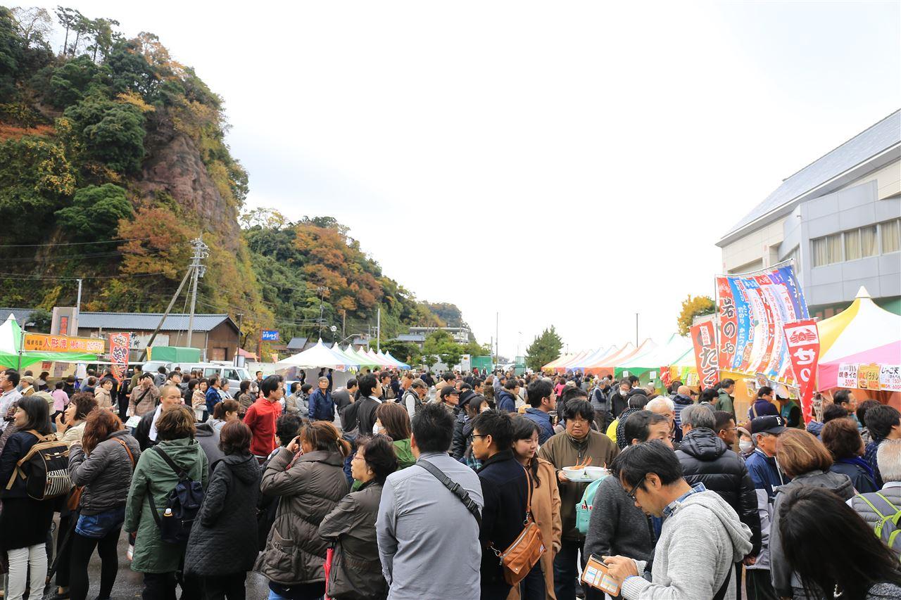 福井県_越前かにまつり2018