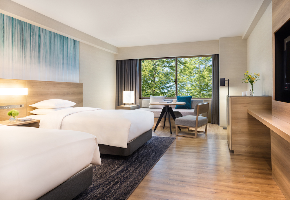 富士マリオットホテル山中湖_客室
