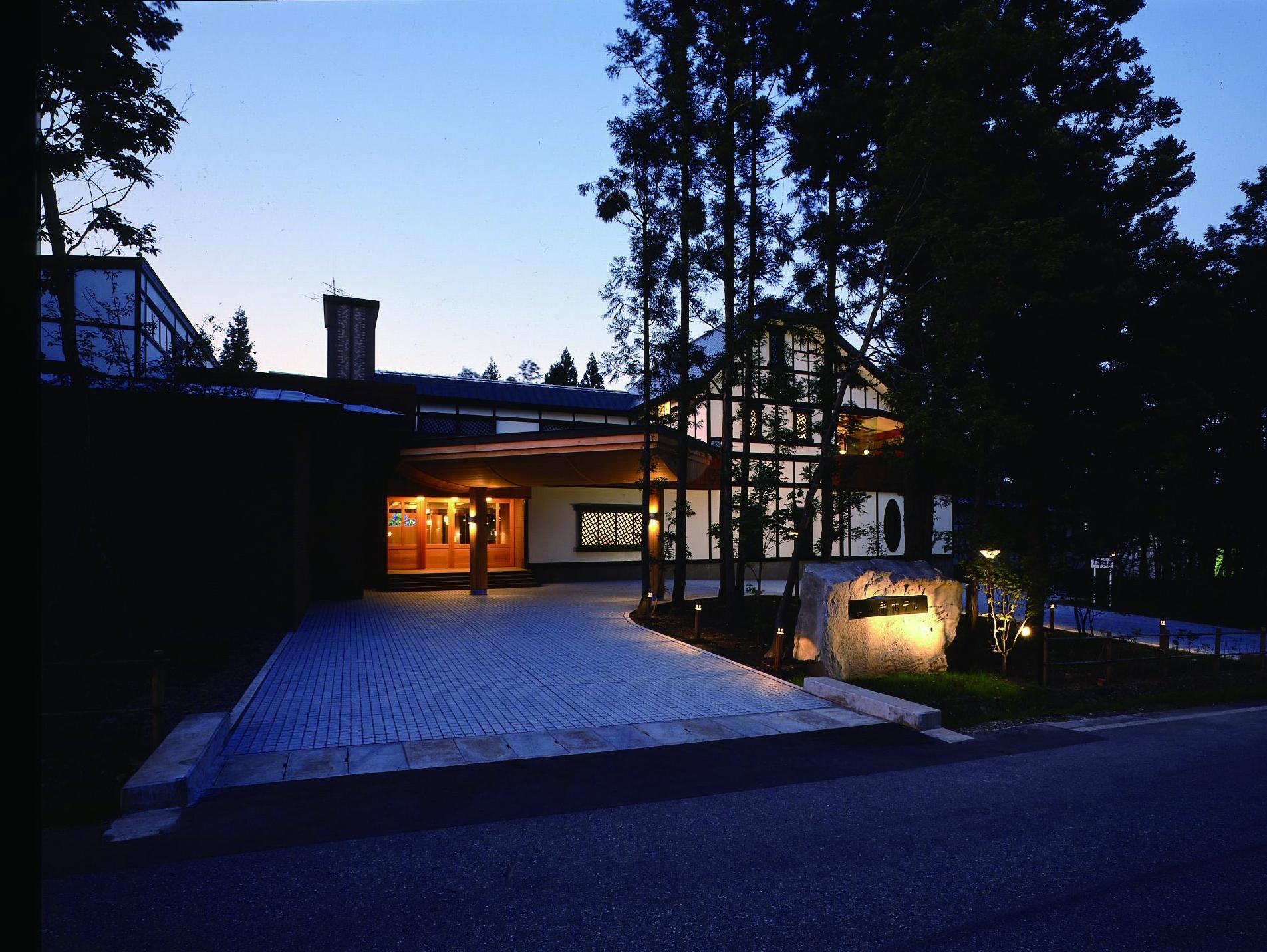 秋田県_大仙市_山の手ホテル