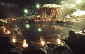 2 360x230 - 湯けむり&キャンドル626本!花火とたのしむ岡山県「湯原温泉X'masイベント」