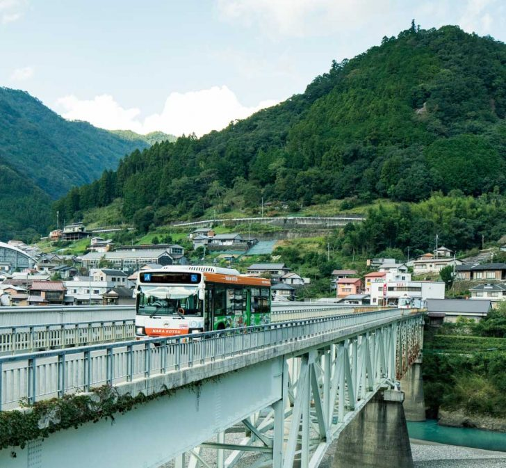 奈良&近鉄_奥大和の旅