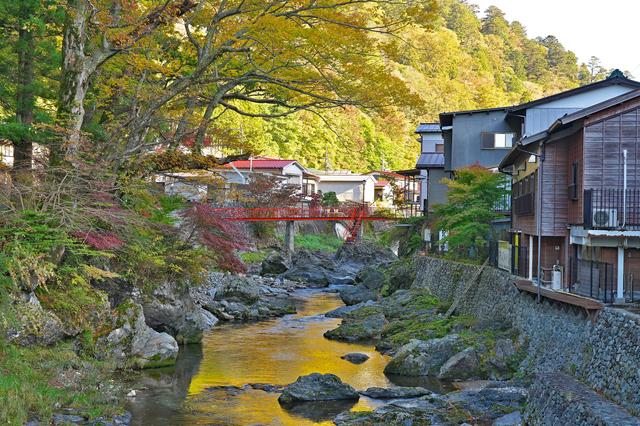 奈良県 天川村