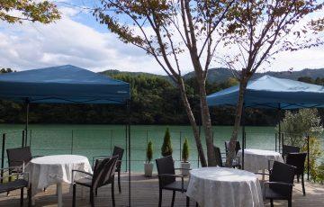 DSCF9836 360x230 - 温泉+カフェは最高の思考停止空間【高知県 温泉café湖畔遊】