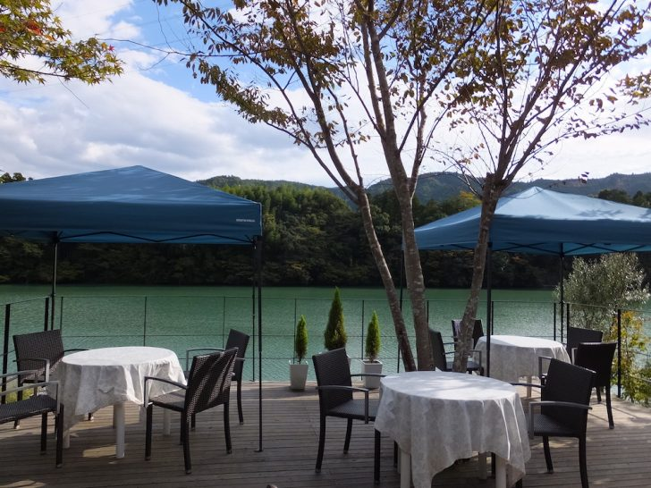DSCF9836 728x546 - 温泉+カフェは最高の思考停止空間【高知県 温泉café湖畔遊】