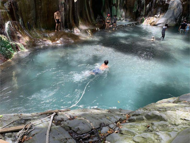 ED2B873E DC50 4E65 AF87 CE2945C2DF44 728x546 - 台湾イチの秘湯!台東県の超ワイルドな温泉「栗松温泉」はカラフルで神秘的な野湯だった