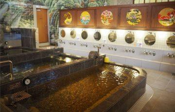 P8252034 360x230 - 神なの!?大正ロマンの温泉銭湯が無料で撮影&投稿し放題!銭湯の裏側も公開:東京・はすぬま温泉