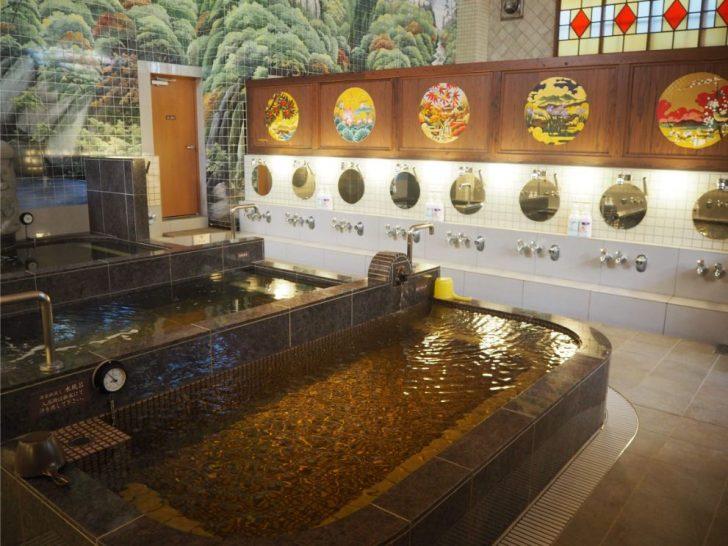 P8252034 728x546 - 神なの!?大正ロマンの温泉銭湯が無料で撮影&投稿し放題!銭湯の裏側も公開:東京・はすぬま温泉