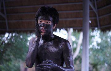 DSC01759 360x230 - 真っ黒→ツルスベ!ベトナムの温泉で天然泥パック体験:ホーチミン近郊のリゾート「ビンチャウ温泉」